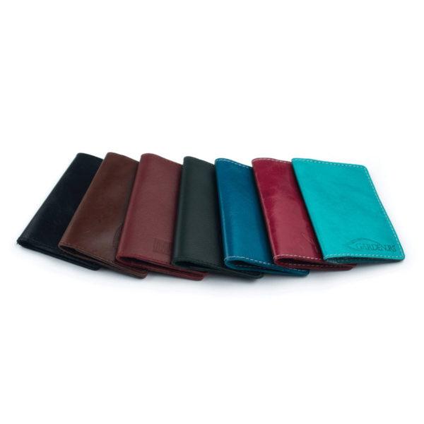 Etui za kartice sa dva džepa - model 047-2