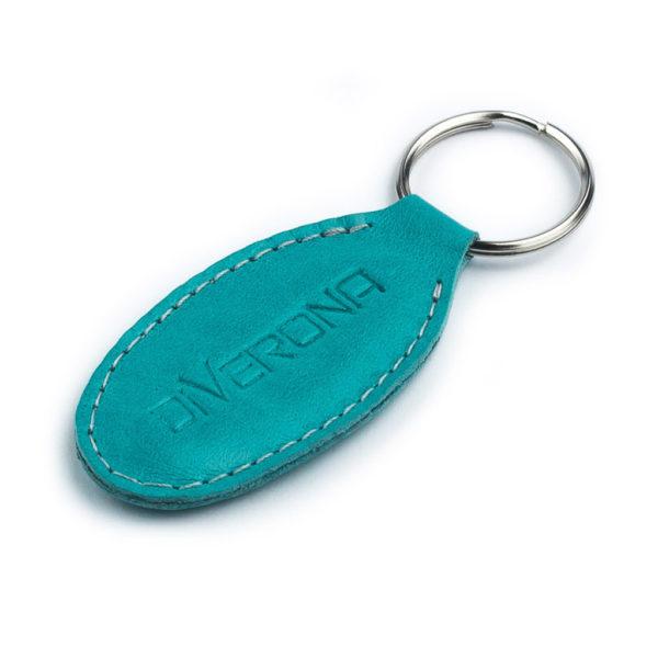 Privezak za ključeve model 045 - ovalni